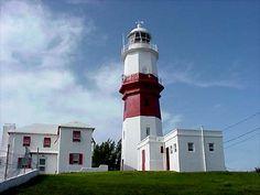 Cyberlights Lighthouses - St. David's Lighthouse
