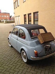 Fiat 500 D | Oldtimertekoop.nl