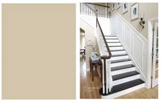 classic taupe by behr or oat straw by valspar