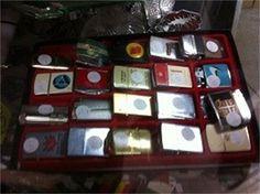 assorted lighters $10 - $29 each Antique Shops, Cube, Website, Antiques, Holiday Decor, Antiquities, Antique Stores, Antique