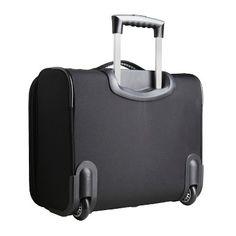 NFL Bufallo Bills Mojo Wheeled Laptop Overnighter Bag, Buffalo Bills