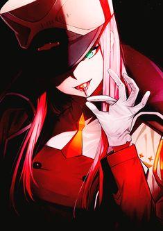 Anime,Аниме,Darling In The Franxx,Zero Two (Darling in the Franxx),fpanda Fantasy Character, Cute Anime Character, Character Design, Zuko, Kawaii Girl, Kawaii Anime, Querida No Franxx, Manga Anime, Anime Art