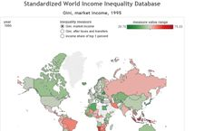Colin Gordon — Standardized World Income Inequality Database