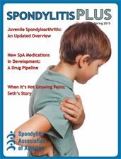 Kids with arthritis AS... Article in this month's Spondylitis Plus. Juvenile Spondyloarthritis: An Updated Overview  By Pamela Weiss, MD MSCE  #spondylitis @spondylitis http://www.spondylitis.org/spondyplus.aspx