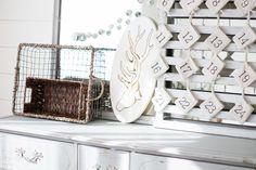 Farmhouse Inspired Cozy Christmas Bedroom Decor ideas