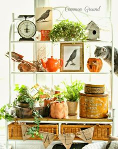Common Ground: Autumn Projects and Inspiration