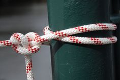 If you didn't learn knots when you were young, you can still master them quickly. The key is to learn what a given knot should look like when completed, then practice tying it until you can do it with your eyes closed.