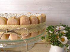 Torta fredda con ananas panna e savoiardi senza cottura