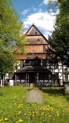 Amelii podróże małe i duże: Kościół Pokoju w Świdnicy