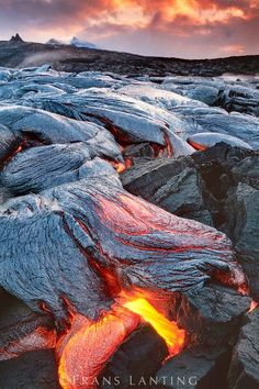 Skin | Sizzling Tourist Hotspots in Hawaii | Lava flows, Hawaii Volcanoes National Park, Hawaii