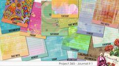 Project 365 - Journal It 1