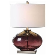 Danalight Lounge 5 Light Floor Lamp Purple ($49) ❤ liked on ...