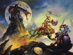 he-man masters of the universe | This is the 30th Anniversary of 'Masters of the Universe'