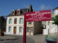 tourouvre france | Tourouvre et ses environs ontété le principal foyer de l'émigration ...
