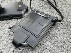 NECK POCKET black Satchel, Pocket, Bags, Fashion, Handbags, Moda, Fashion Styles, Fashion Illustrations, Crossbody Bag