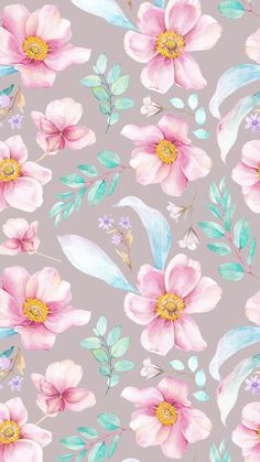 29 Ideas Vintage Wallpaper Iphone Flowers Spring For 2019 Trendy Wallpaper, Flower Wallpaper, Pattern Wallpaper, Cute Wallpapers, Green Wallpaper, Dark Wallpaper, Flower Backgrounds, Wallpaper Backgrounds, Iphone Wallpaper