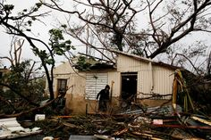 Hurricane Maria Live Updates: In Puerto Rico the Storm Destroyed Us