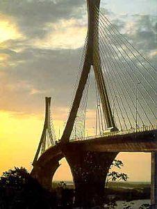 Coatzacoalcos.- Puente