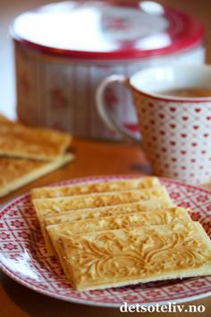 Norwegian Christmas, Waffles, Bread, Baking, Breakfast, Food, Cookies, Morning Coffee, Bakken