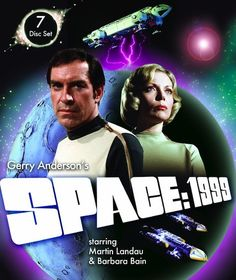 Space 1999 - The Complete First Series - Blu-ray Reino Unido Blu-ray Sci Fi Tv Shows, Sci Fi Series, Cosmos 1999, Science Fiction, Science Space, Nostalgia, Vintage Tv, Vintage Movies, Great Tv Shows