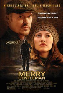 The Merry Gentleman (2008) Poster  Might be good? Michael Keaton