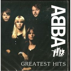 Greatest hits cd / Abba (Grup musical)
