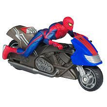 "The Amazing Spider-Man Zoom N Go Spider Cycle Vehicle - Hasbro - Toys ""R"" Us Possible cake topper"