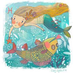 Рыбы для Счастливых родителей, Григорьева Юлия
