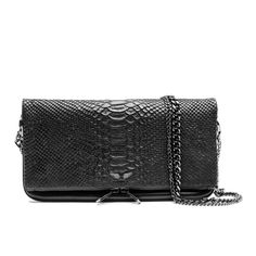 Popular Bags, Luxury Bags, Gifts For Girls, Black Is Beautiful, Poppy, Zip Around Wallet, Take That, Fancy, Style Inspiration