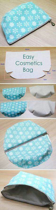 Easy Cosmetics Bag