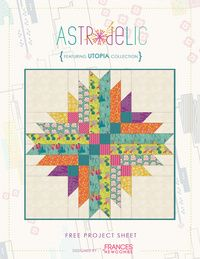 Astrodelic by Frances Newcombe