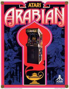 Arabian (Atari, 1983)