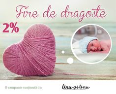 Redirectioneaza 2% din impozitul pe venit catre bebelusii nascuti prematur!