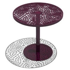 Chris Kabatsi Coral Cafe Table