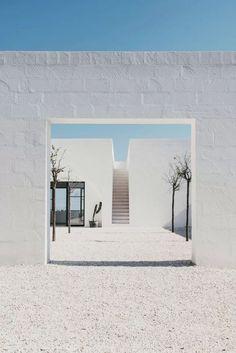 archatlas: Modern Day Farmhouse in Puglia ... | THE KHOOLL