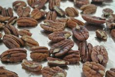 Toasty Roasty nuts | Odds & Hens [quick how to recipe for roasting nuts pecans walnuts almonds at home snack]