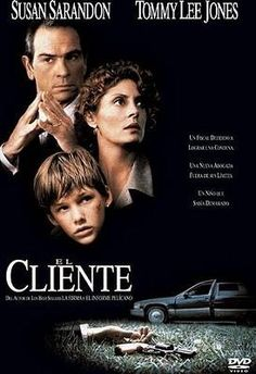 El cliente (1994) EEUU. Dir: Joel Schumacher. Drama. Suspense. Dereito - DVD CINE 272