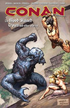 """Eisner Award-winning writer Kurt Busiek (Astro City, Superman, Marvels) teams up with some of the best artists and writers in this collection of stand-alone stories from Conan. In """"Helm,"""" Busiek and F"""