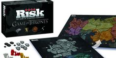 Game: Classic BOard Game Risk Goes Game Of Thrones   G33k-HQ
