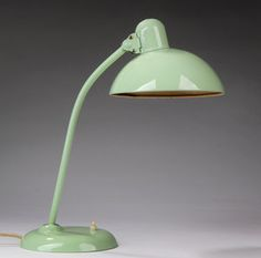 gorgeous desk lamp by Christian Dell, 1930