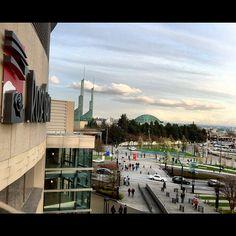 #RoseGarden - Home of the @Portland Trail Blazers