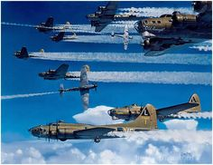 A Long Way from Ridgewell by Alex Hamilton  11th January 1944. The 8th Air force is building up to what will become known as 'Big Week'. In ...