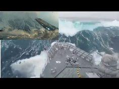 WikiLeaks Set To Reveal US UFO War In Southern Ocean