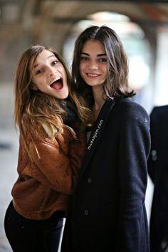 [Kayla and Holly]