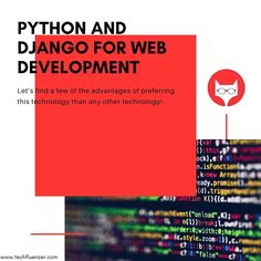 There is no doubt that Python is growing more and more for web development. It is only because of its superiority and ease to write complex code to develop unique platforms. Read More #entrepreneurship #sales Python, Web Development, Entrepreneurship, Platforms, Read More, Need To Know, Coding, Technology, Let It Be
