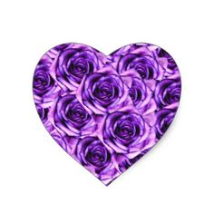 Get your hands on great customizable Purple Heart stickers from Zazzle. Choose from thousands of designs or make your own today! Purple Roses, Purple Hearts, Love Heart, Make Your Own, Stickers, Gifts, Royalty, Royals, Presents