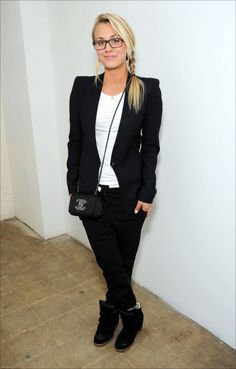 Kaley Cuoco has impeccable style