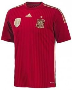 The Spain kids football kit dropped out of favour following their disappointing performance at the 2014 World Cup, but can the squad reclaim some glory at Euro 2016? Qualifying begins again this spring find out their prospects here http://www.soccerbox.com/blog/spain-kids-football-kit/ The kids and adults Spain home shirt has 25% off at www.soccerbox.com get a further 15% off using coupon MEGA15P before the end of January. Don't miss this amazing offer, REPIN now to ensure others don't…