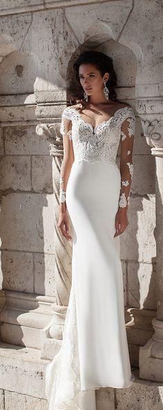 Milla Nova 2016 Bridal Collection - Velia - Belle The Magazine