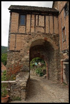 Conques | Conques is a UNESCO World heritage Site and on the… | Flickr